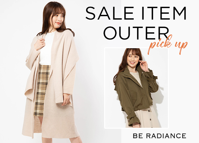 【Pick Up】SALE OUTER